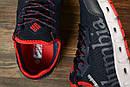Кроссовки мужские 16802, Columbia Sportwear, темно-синие, [ 43 46 ] р. 43-27,5см., фото 5