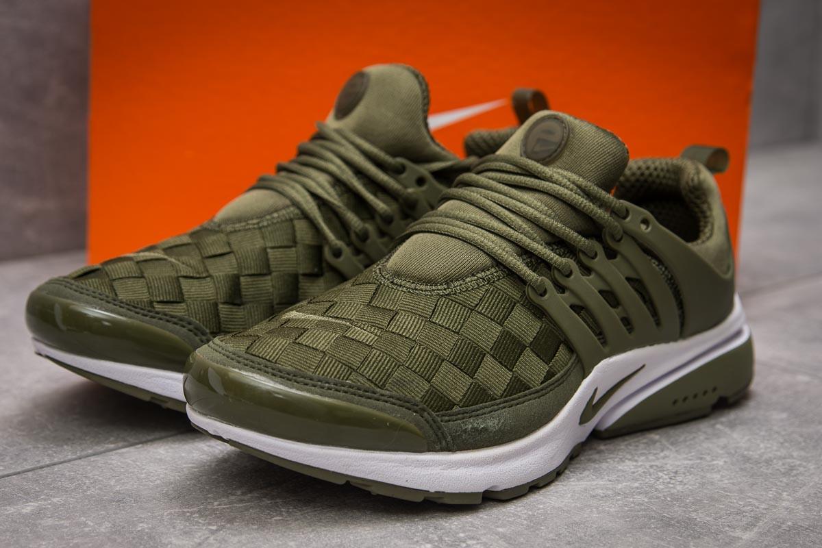 Кроссовки мужские 11065, Nike Air Presto, хаки, < 44 > р. 44-28,0см.