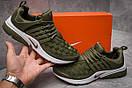 Кроссовки мужские 11065, Nike Air Presto, хаки, < 44 > р. 44-28,0см., фото 2