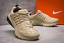 Кроссовки женские 11077, Nike Air Presto, бежевые, [ 39 ] р. 39-24,5см., фото 5