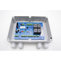 КСКД4-12К-П (ДМ), Контролер керування доступом, корпус пластиковий
