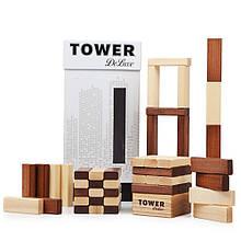 Настольная игра Tower Deluxe (Башня, дженга)