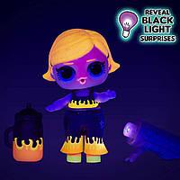 Кукла ЛОЛ Мерцающий сюрприз L.O.L. Surprise! Lights Glitter Doll