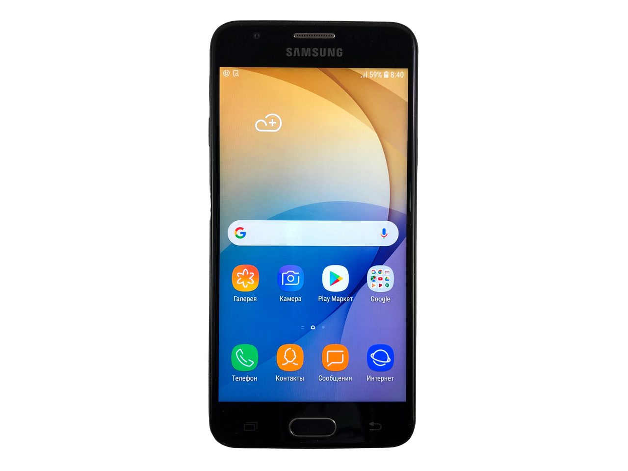 Samsung Galaxy J5 Prime G570F 2/16 Black Grade B1 Б/У
