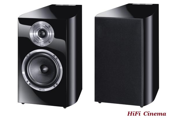 HECO Celan Revolution 3 Piano Black - pair - 1