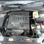 Двигун до chevrolet lacetti 1.6