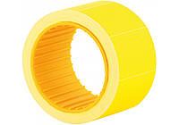 Ценник 30*20мм, 200шт/рул Желтый
