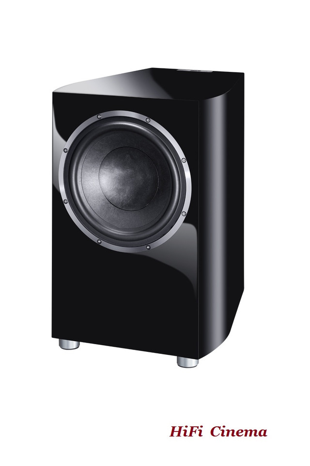HECO Celan Revolution SUB 32A Piano Black - without grill - 1