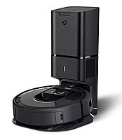 Робот-пылесос iRobot Roomba i7+ (Black) R75504, фото 1