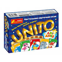 Настольная карточная игра. UNITO (для детей), фото 1