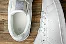 Кроссовки мужские 16483, Adidas Stan Smith, белые, < 45 > р. 45-29,0см., фото 5