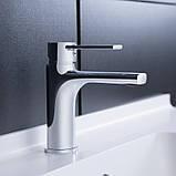 Змішувач для умивальника Q-tap Form CRM 001F, фото 3