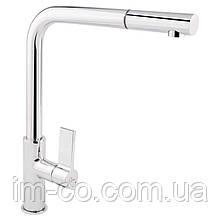 Смеситель для кухни Q-tap Iris CRM 007F
