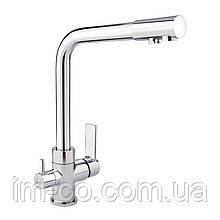 Смеситель для кухни с подключением к фильтру Q-tap Form CRM 007F-2