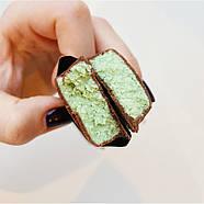 Протеиновый батончик Bombbar в шоколаде ФИСТАШКОВАЯ МЕРЕНГА В ШОКОЛАДЕ 40Г, фото 2