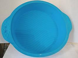 Силіконова форма коло 22 см