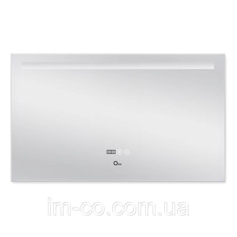 Зеркало с подсветкой и антизапотеванием Q-tap Mideya LED DC-F609 1000*600