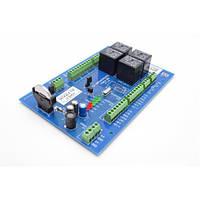 КСКД4-12К (ДМ), Контролер керування доступом, прошивка ДМ-01
