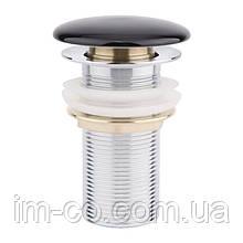 Донный клапан Q-tap F009 BLA Pop-up без перелива