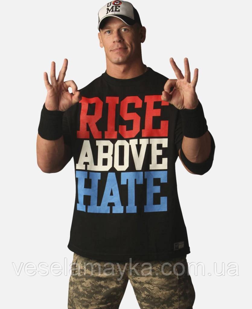 "Футболка ""Rise Above Hate"" (Розмір M)"