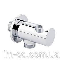 Подключение душевого шланга Q-tap BH030 CRM