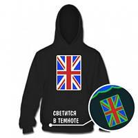 Толстовка Британский флаг (English)