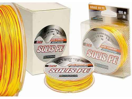 Шнур STREAMLINE SOLIS PE 0.25 mm 30 lb
