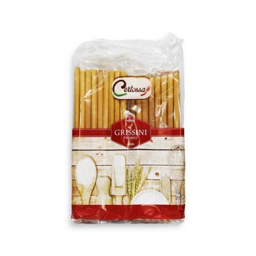 Хлебные Палочки Certosa Grissini Friabili