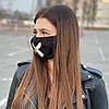 Защитная маска черная OFF, фото 3