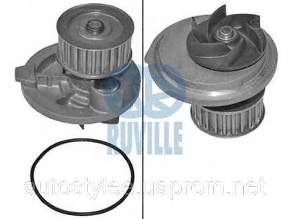 Водяной насос Chevrolet LACETTI 1.8 (T18SED),Astara F, H, G ,(пр-во RUVILLE 65315)