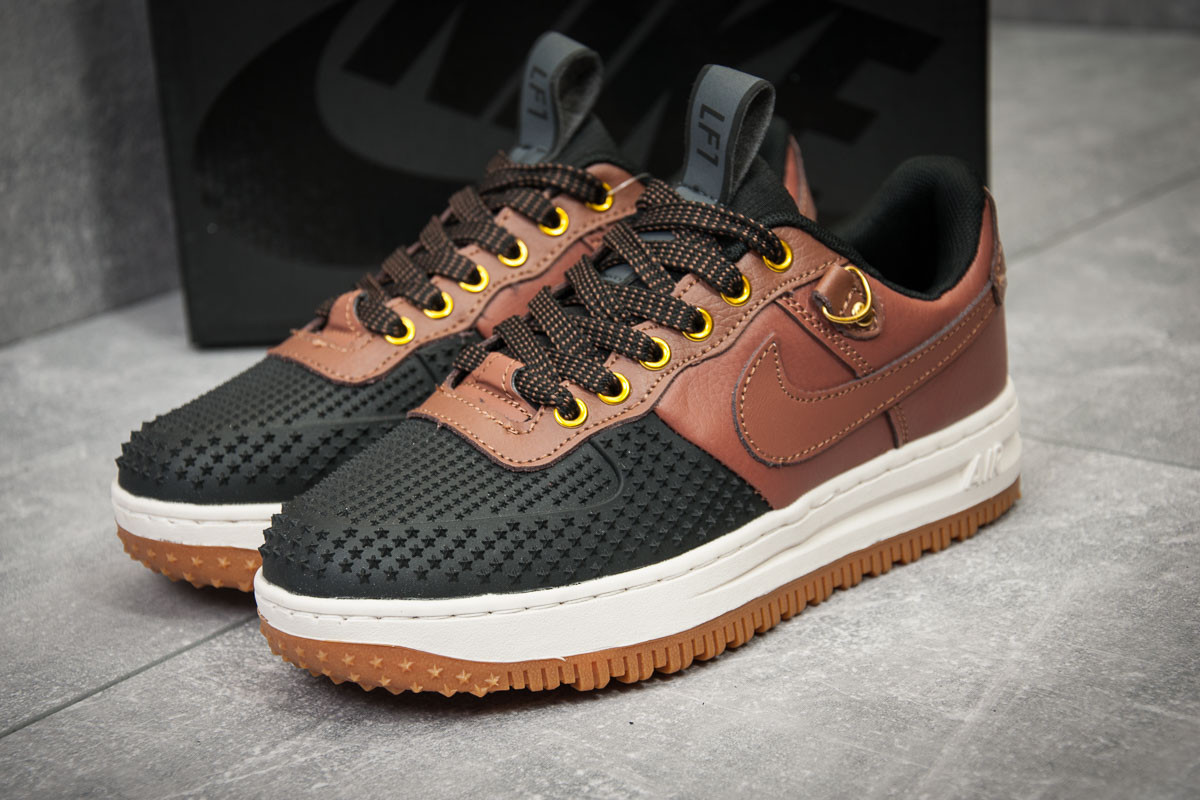 Кроссовки женские 11762, Nike  LF1, коричневые, [ 38 ] р. 38-23,9см.