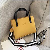 Женская кожаная сумка. Модель 445, фото 2