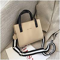 Женская кожаная сумка. Модель 445, фото 3