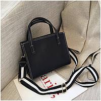 Женская кожаная сумка. Модель 445, фото 4