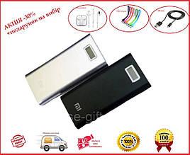 Внешний аккумулятор Xiaomi Power Bank Mi 28800 mAh с LCD экраном