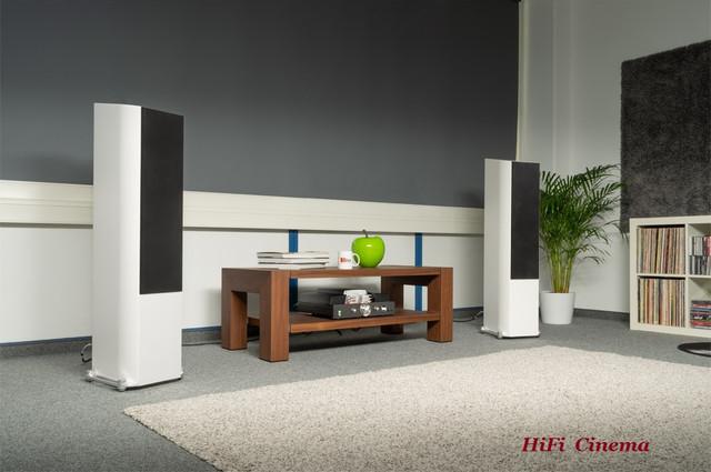 HECO Celan Revolution 9 White satin - stereo - 1