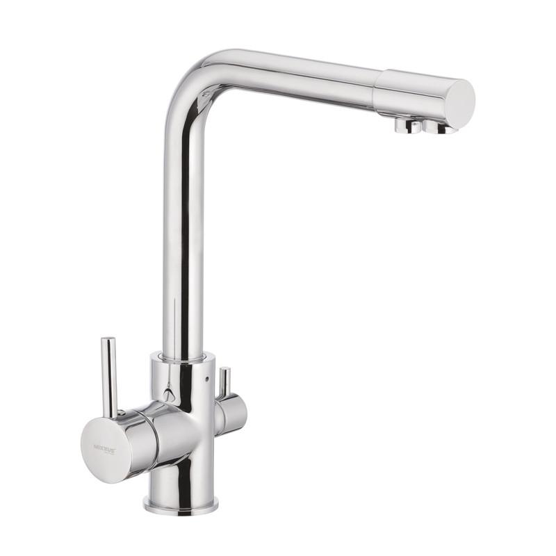 Кухонный смеситель на две воды MIXXUS Premium Gudini 021 (MI1589)
