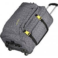 Сумка-рюкзак Travelite на колесах TL096351-04 Серая, фото 1