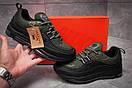 Кроссовки мужские 12676, Nike Aimax Supreme, хаки, [ 41 42 45 ] р. 41-26,0см., фото 2