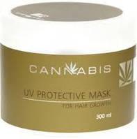 Маска для роста волос з защитой от ультрафиолета с экстрактом каннабиса 300 мл