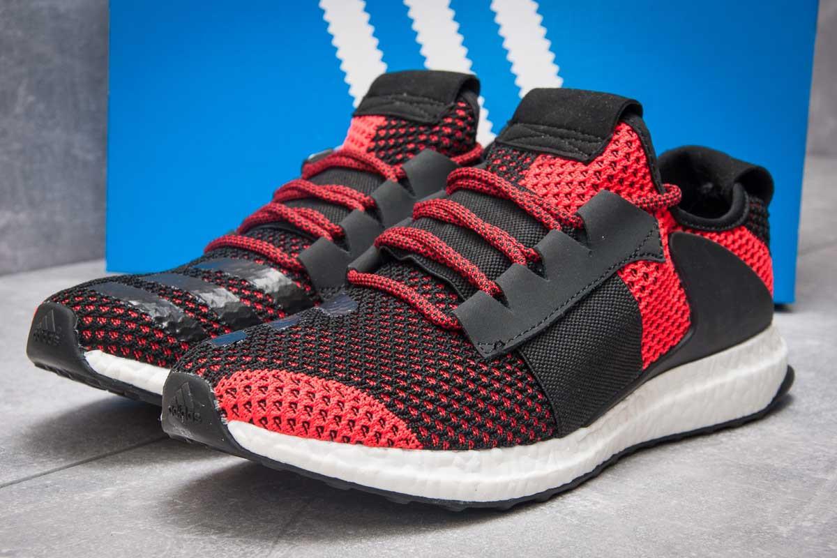 Кроссовки мужские 12864, Adidas  Day One, красные, [ 41 44 ] р. 41-26,3см.