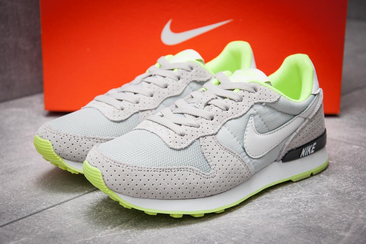 Кроссовки женские 12922, Nike Internationalist, серые, [ 36 ] р. 36-22,6см.