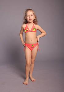 Оптом детский  купальник для девочек (арт. 11-50270)  28р-36р.
