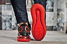 Кроссовки женские 15373, Nike Air 720, черные, [ 38 ] р. 38-24,0см., фото 3