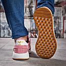 Кроссовки женские 15432, Adidas Iniki, розовые, [ 37 39 41 ] р. 37-23,0см., фото 3