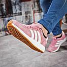 Кроссовки женские 15432, Adidas Iniki, розовые, [ 37 39 41 ] р. 37-23,0см., фото 5