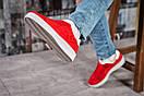 Кроссовки женские 15461, Adidas Topanga, красные, [ 37 38 ] р. 37-23,5см., фото 5