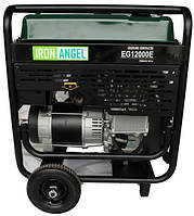Генератор Iron Angel EG 12000E (11 кВт, 1 фаза, эл.стартер)