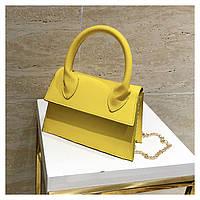 Жіноча сумка в стилі вінтаж. Модель 446, фото 3
