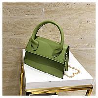 Жіноча сумка в стилі вінтаж. Модель 446, фото 5